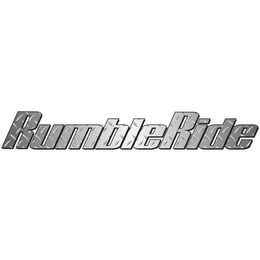 mark for RUMBLERIDE, trademark #85448655