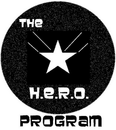 mark for THE H.E.R.O. PROGRAM, trademark #85448775