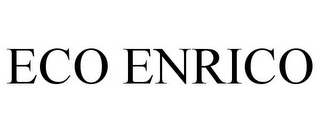 mark for ECO ENRICO, trademark #85449049