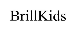 mark for BRILLKIDS, trademark #85449413