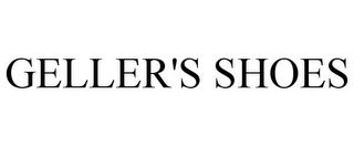mark for GELLER'S SHOES, trademark #85449698