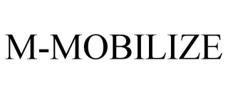 mark for M-MOBILIZE, trademark #85449765
