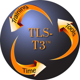 mark for TLS-T3 TRAINING TIME TOOLS, trademark #85449895