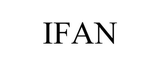 mark for IFAN, trademark #85450027