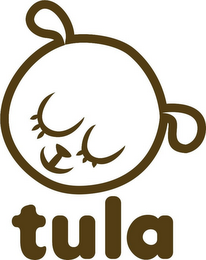 mark for TULA, trademark #85450051