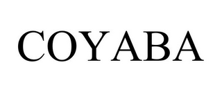 mark for COYABA, trademark #85450561