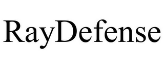 mark for RAYDEFENSE, trademark #85451158
