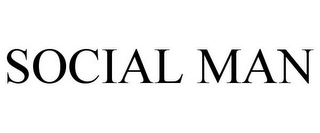mark for SOCIAL MAN, trademark #85451185