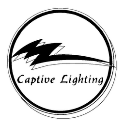 mark for CAPTIVE LIGHTING, trademark #85451791