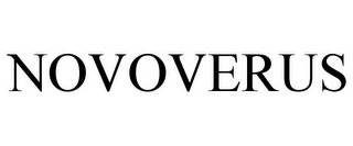 mark for NOVOVERUS, trademark #85451814