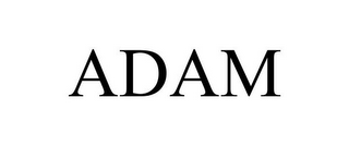 mark for ADAM, trademark #85451987