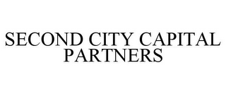 mark for SECOND CITY CAPITAL PARTNERS, trademark #85452625