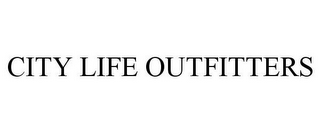 mark for CITY LIFE OUTFITTERS, trademark #85452934