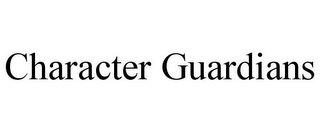 mark for CHARACTER GUARDIANS, trademark #85453011