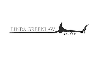 mark for LINDA GREENLAW SELECT, trademark #85453102