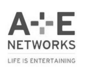 mark for A+E NETWORKS LIFE IS ENTERTAINING, trademark #85453177