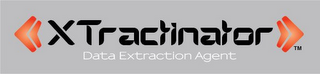 mark for XTRACTINATOR DATA EXTRACTION AGENT, trademark #85453368