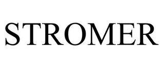 mark for STROMER, trademark #85453400