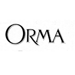 mark for ORMA, trademark #85453662