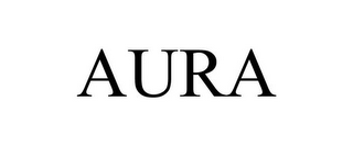 mark for AURA, trademark #85453987