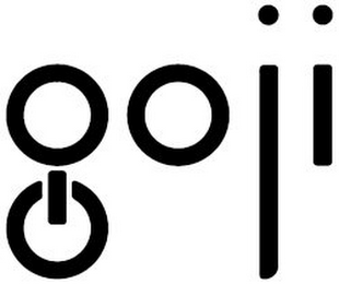 mark for GOJI, trademark #85454182