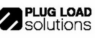 mark for PLUG LOAD SOLUTIONS, trademark #85454393