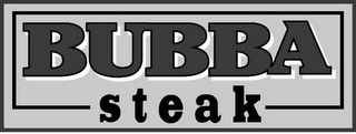 mark for BUBBA STEAK, trademark #85454594