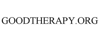 mark for GOODTHERAPY.ORG, trademark #85454830