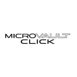 mark for MICROVAULT CLICK, trademark #85455854