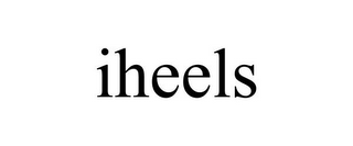 mark for IHEELS, trademark #85456143