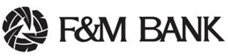 mark for F&M BANK, trademark #85456803