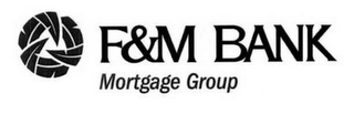 mark for F&M BANK MORTGAGE GROUP, trademark #85456924