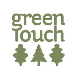 mark for GREEN TOUCH, trademark #85456959
