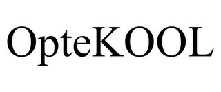 mark for OPTEKOOL, trademark #85457601
