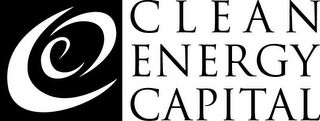 mark for CEC CLEAN ENERGY CAPITAL, trademark #85457779