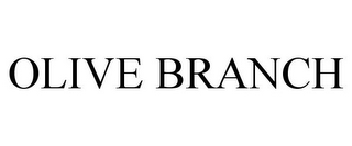 mark for OLIVE BRANCH, trademark #85457961