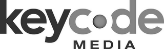 mark for KEYCODE MEDIA, trademark #85458109