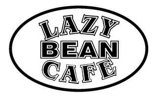mark for LAZY BEAN CAFE, trademark #85458363