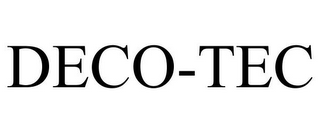 mark for DECO-TEC, trademark #85458495