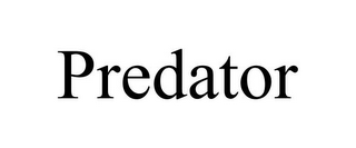 mark for PREDATOR, trademark #85458596
