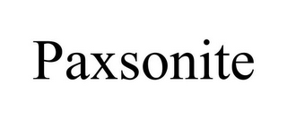 mark for PAXSONITE, trademark #85458609