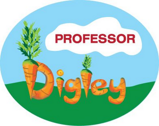 mark for PROFESSOR DIGLEY, trademark #85458926