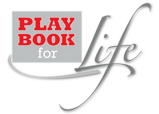 mark for PLAYBOOK FOR LIFE, trademark #85459781