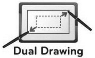 mark for DUAL DRAWING, trademark #85460411