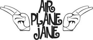 mark for AIR PLANE JANE, trademark #85460558