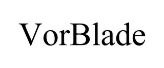 mark for VORBLADE, trademark #85460582