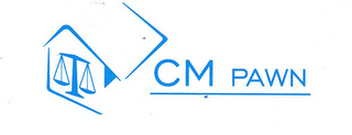 mark for C M PAWN, trademark #85460744