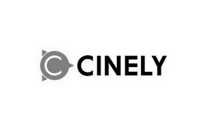 mark for C CINELY, trademark #85460834