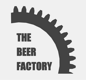 mark for THE BEER FACTORY, trademark #85460906