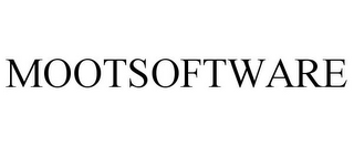 mark for MOOTSOFTWARE, trademark #85460912
